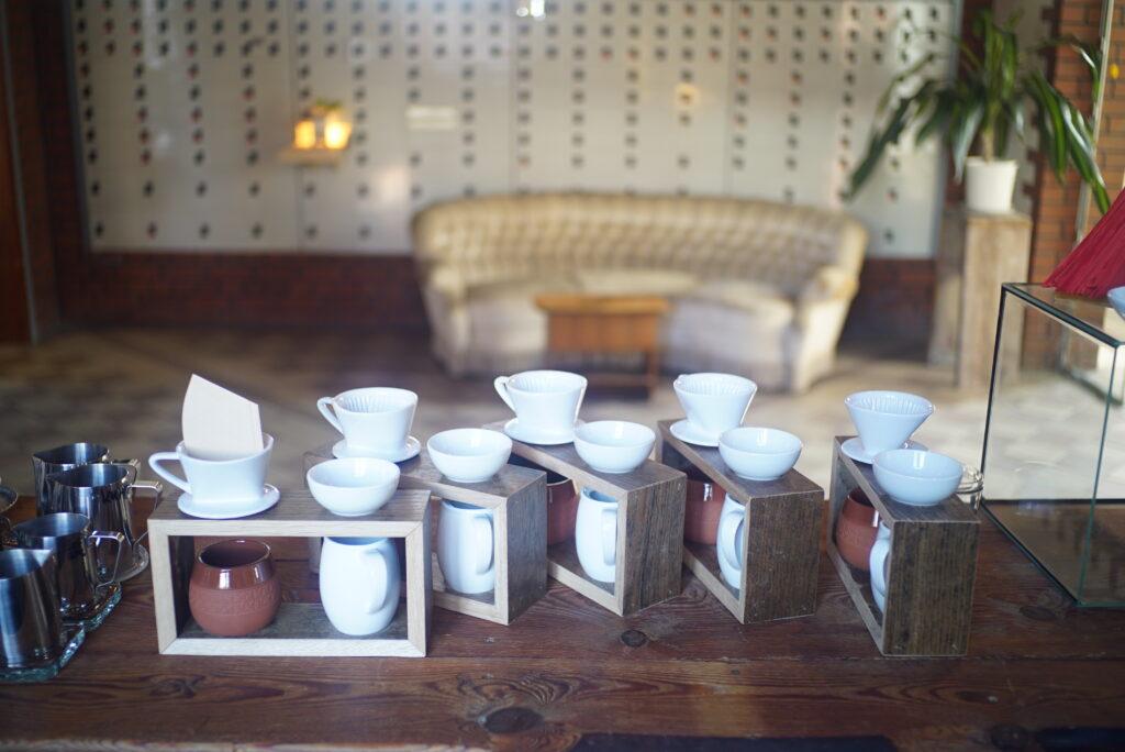coffee drip stand alte post eberswalde