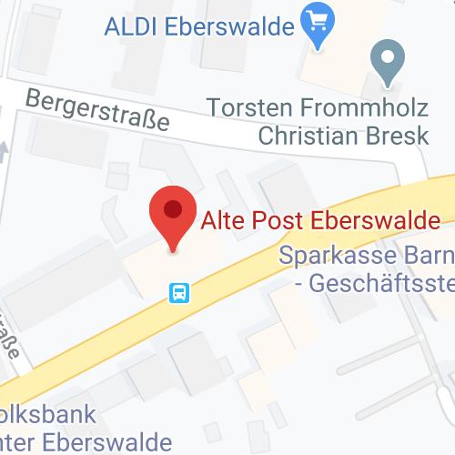 standort alte post eberswalde