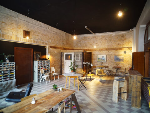 café alte post eberswalde